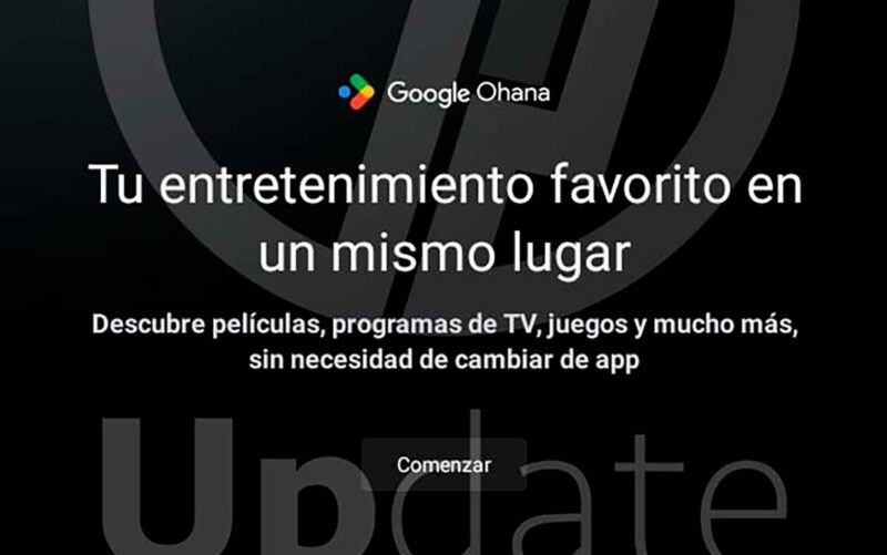 Google Ohana