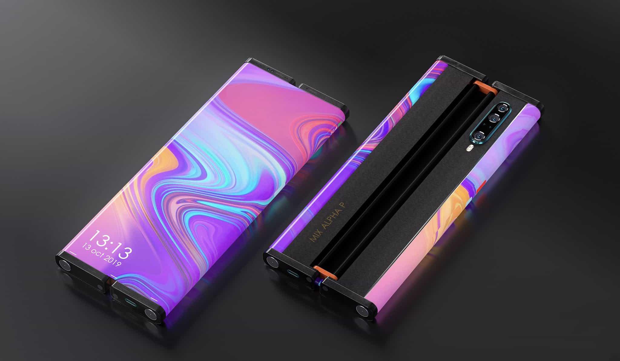 Xiaomi Mi MIX concept