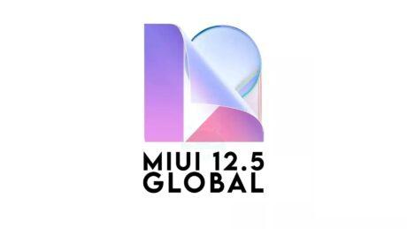 Xiaomi miui 12 5 globale