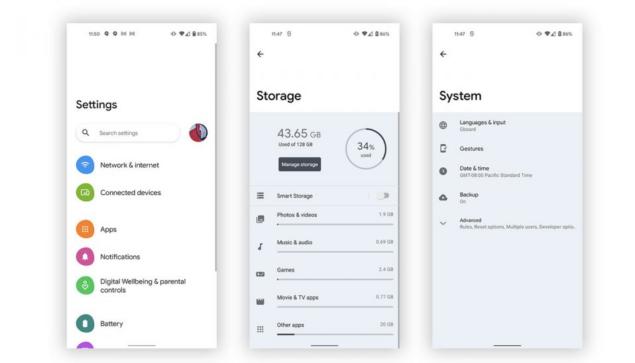android 12 5 novità particolari