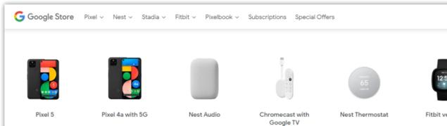 google store fitbit prodotti