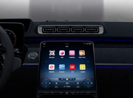 Huawei hms for car mercedes benz s class img 1 1 e1613978577524