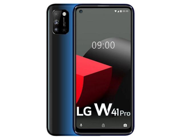 lg w41 plus pro ufficiali specifiche prezzo