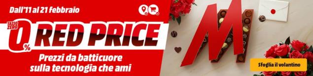 mediaworld red price offerte 11 21 febbraio 2021