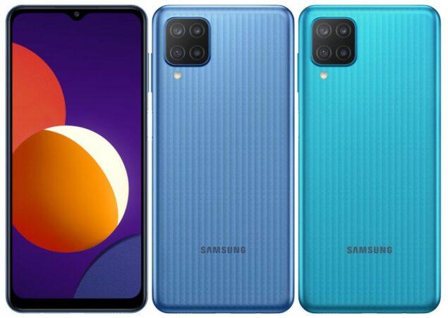 samsung galaxy m12 ufficiale specifiche prezzo