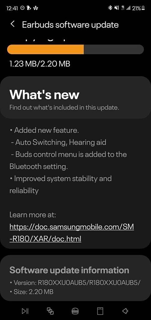 samsung galaxy note 10 fold note 20 ultra buds live one ui 3.1 aggiornamento novità