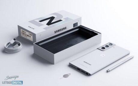 Samsung galaxy note 21 fe 6