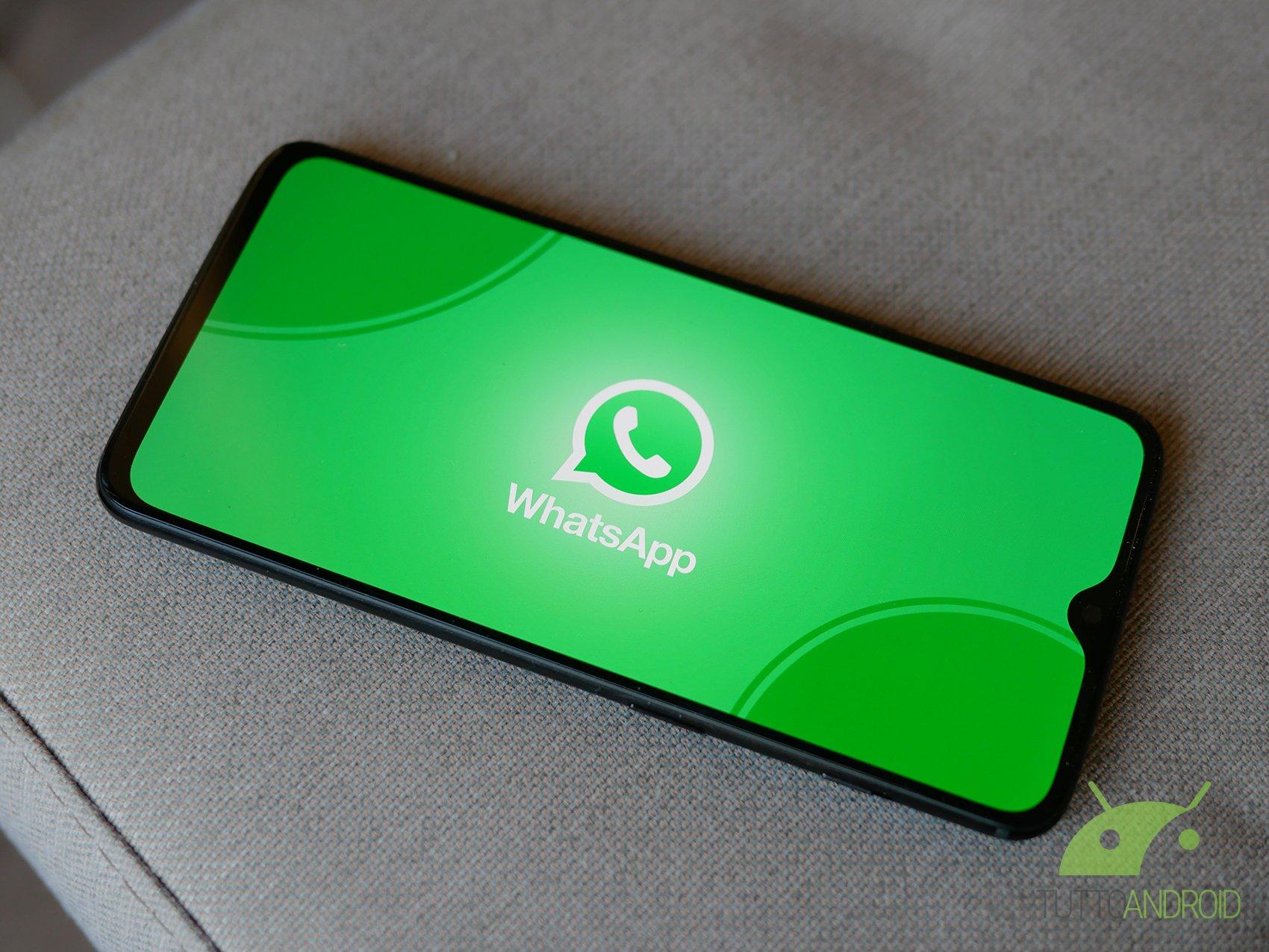 WhatsApp non