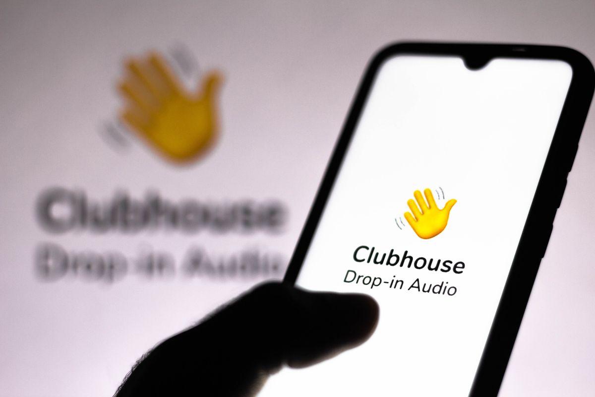 Potete stare tranquilli: Clubhouse non h …