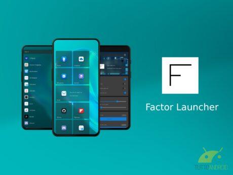 Factor Launcher