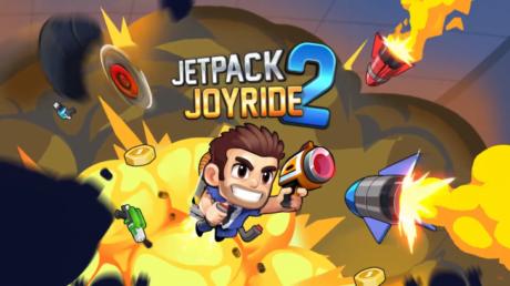 Jetpack Joyride 2 Bullet Rush