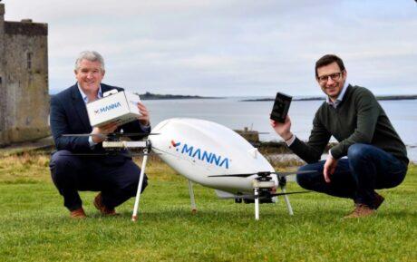 Manna drone