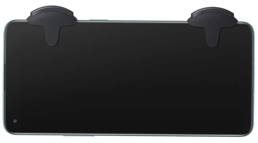 OnePlus 9 game trigger