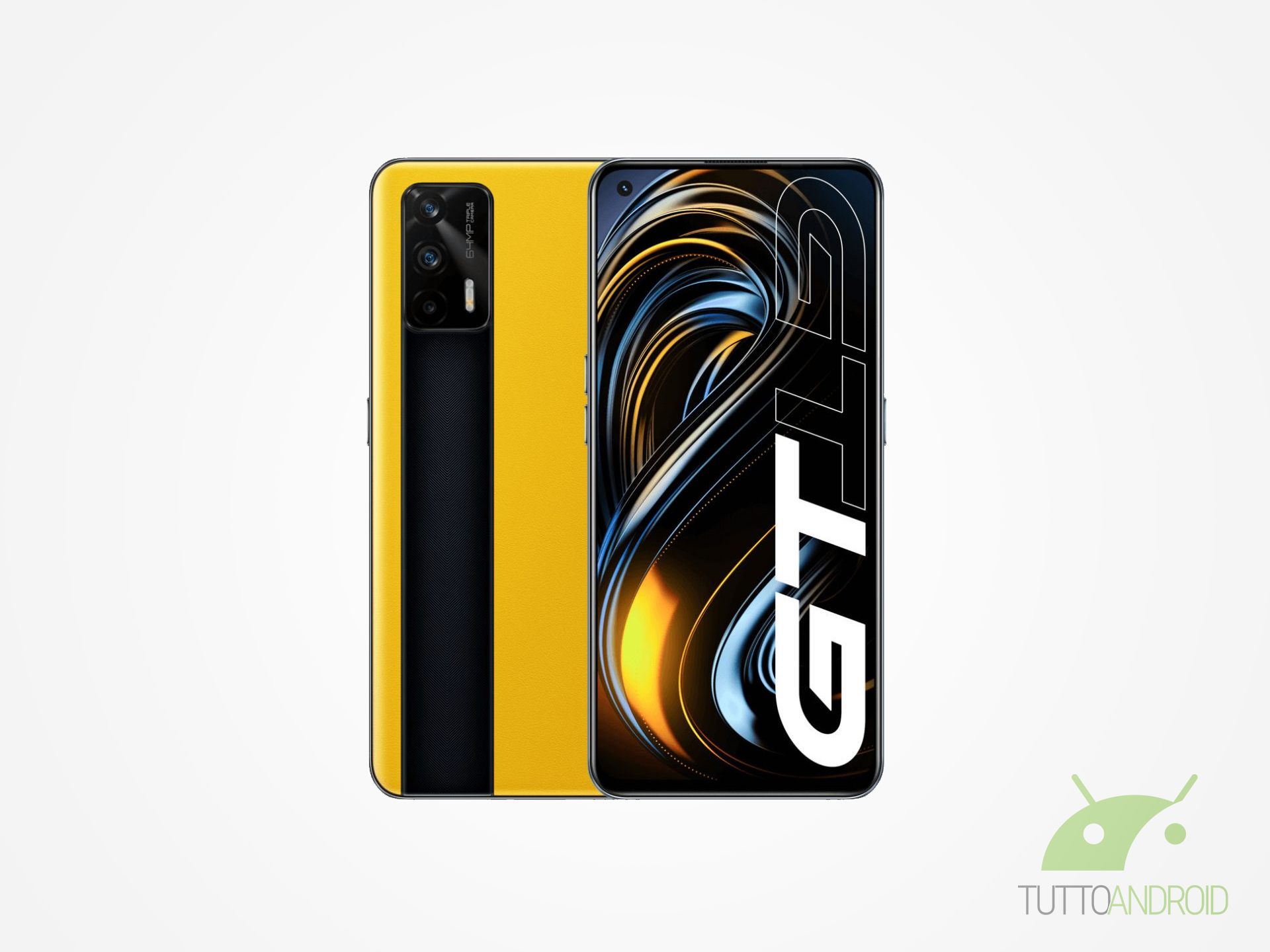 Realme GT 5G è ufficiale: un top di gam …