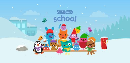 Sago Mini School Play Pass