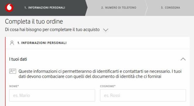Come attivare un'offerta Vodafone