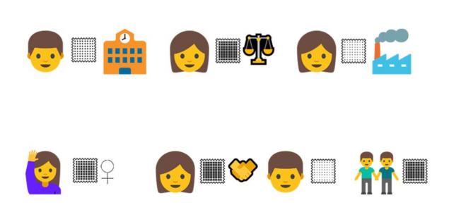 gmail emoji inclusive bug youtube music ui ios