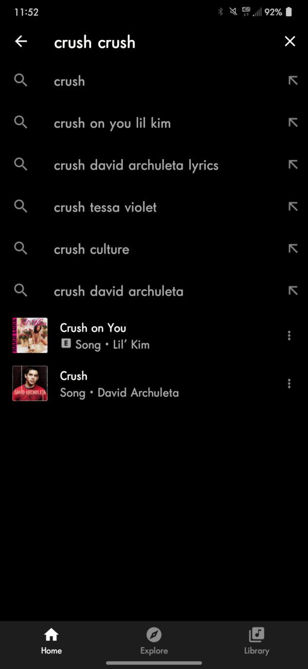 google lens youtube music nuova icona canzone ricerca