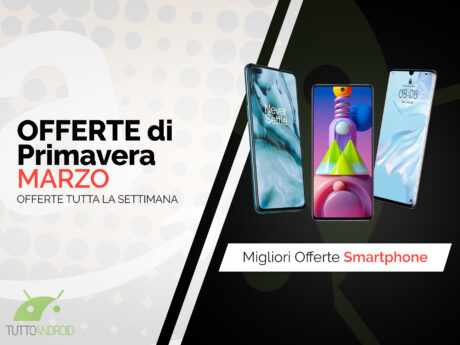 Offerte amazon primavera smartphone