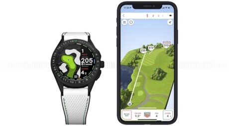 Smartwatch tag heurer connected golf edition