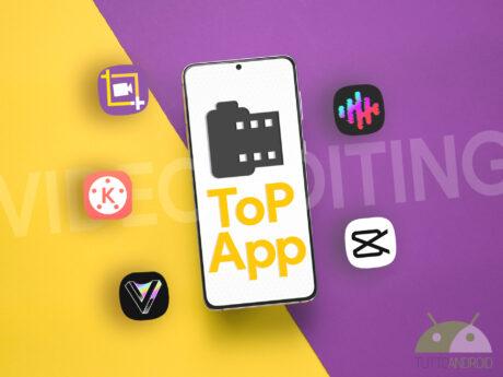 Top app video editing