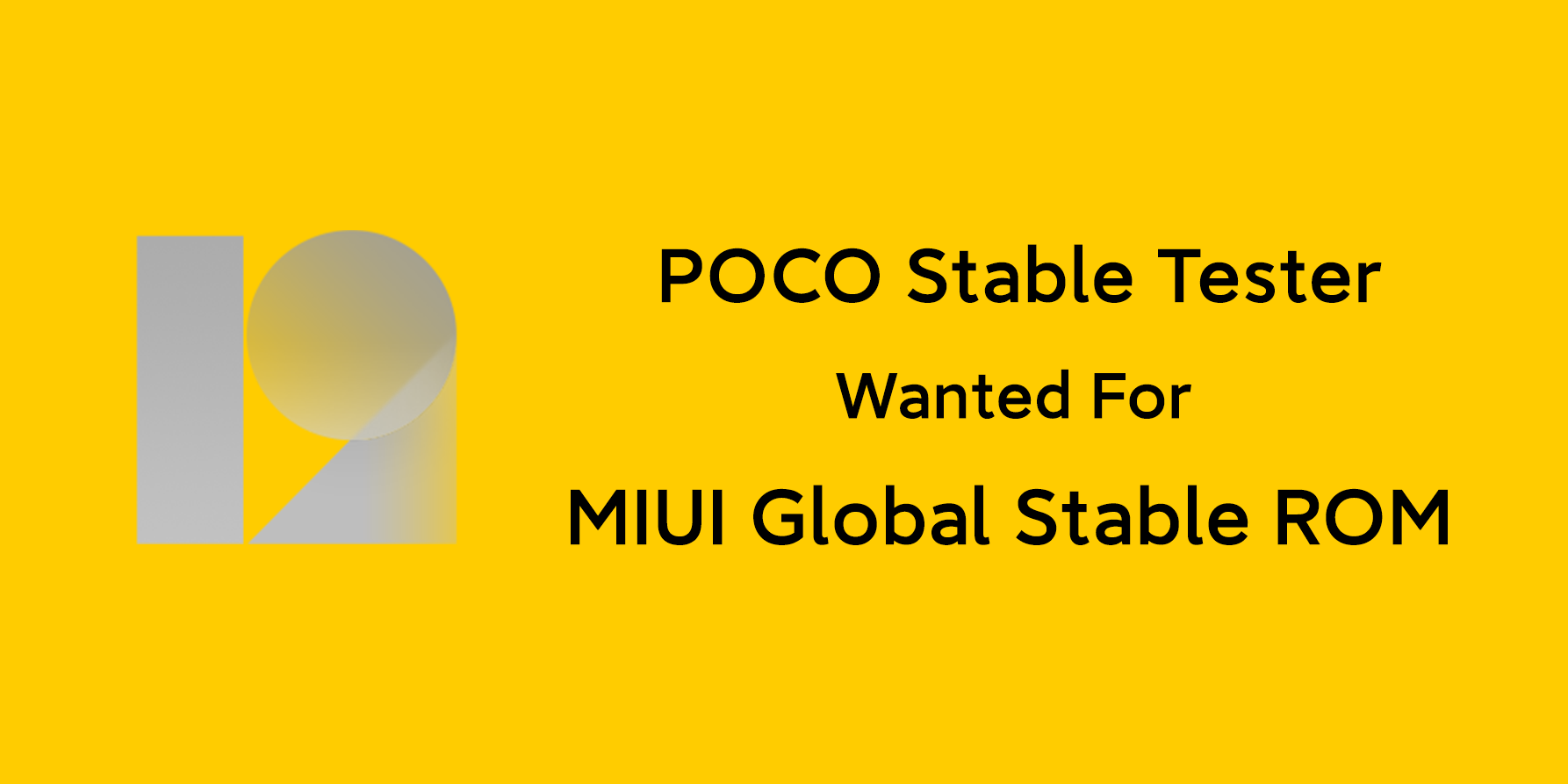 poco tester miui global stable