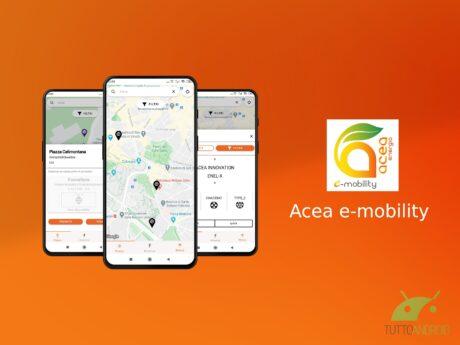 Acea e-mobility