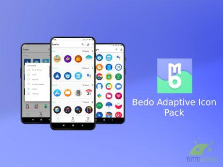 Bedo Adaptive Icon Pack