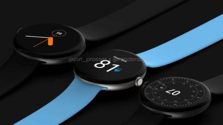 Google Pixel Watch D