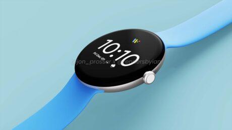 Google Pixel Watch I scaled