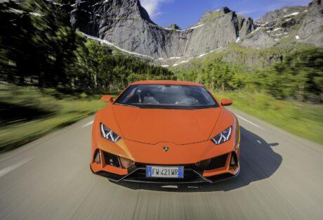 Lamborghini Huracan EVO Amazon Alexa e1617253540321