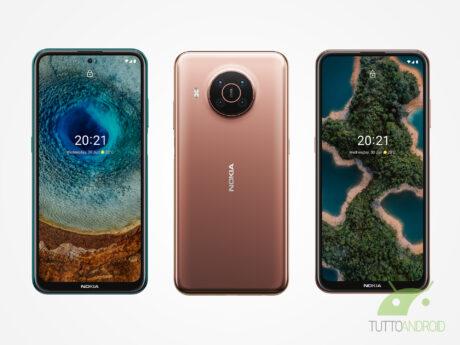 Nokia x10 x20