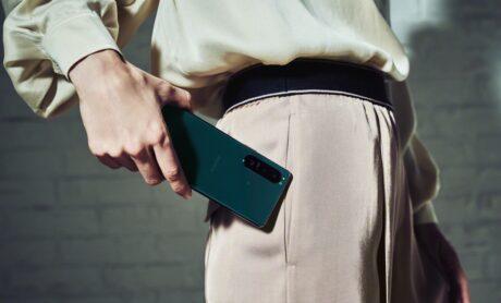 Sony Xperia 5 III copertina