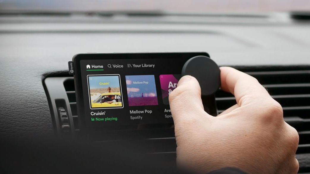Spotify lancia Car Thing, un sistema di  …