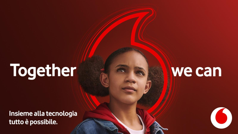 vodafone brand together we can