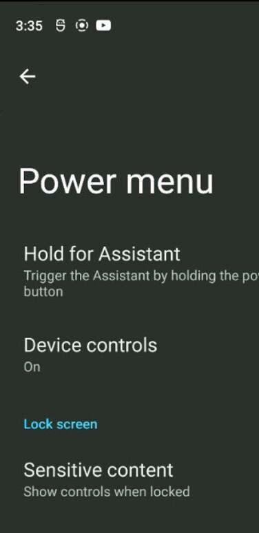 android 12 beta funzioni leak