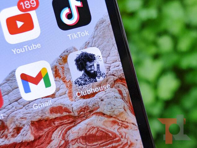 No, quest'app non è Clubhouse e non l …
