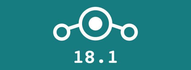 LineageOS 18.1 Pixel 5a
