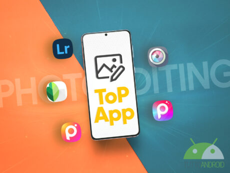 Migliori app modificare foto android