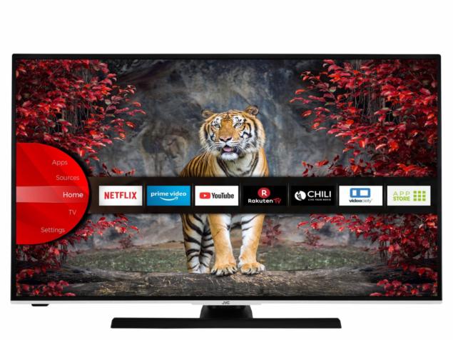 JVC torna in Italia con dei nuovi televi …