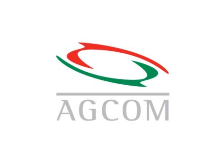 AGCOM logo