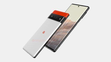 Google Pixel 6 Pro render 3