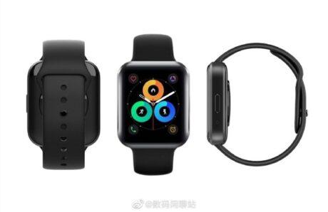 Meizu Watch render