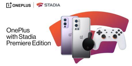 OnePlus Stadia Premiere Edition