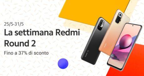 Redmi Round 2