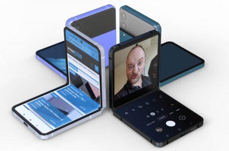 Samsung Galaxy Z Flip 3 12