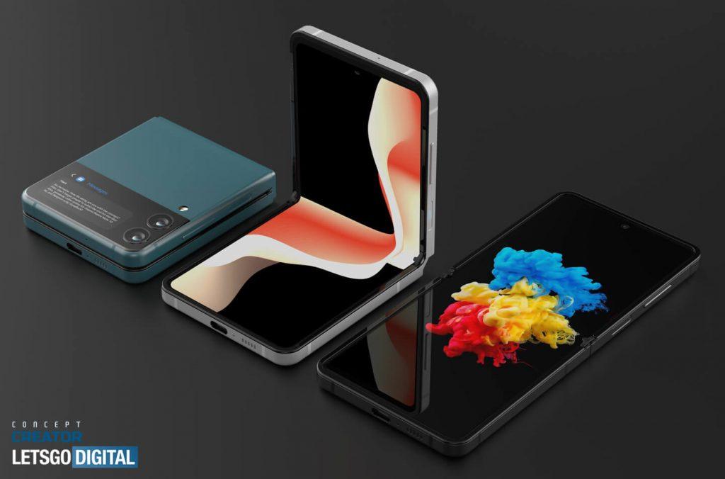 Samsung Galaxy Z Flip 3 e Z Fold 3 potrebbero avere diverse feature inedite