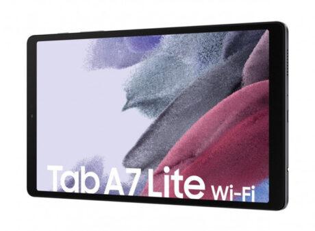 Samsung galaxy Tab A7 Lite render