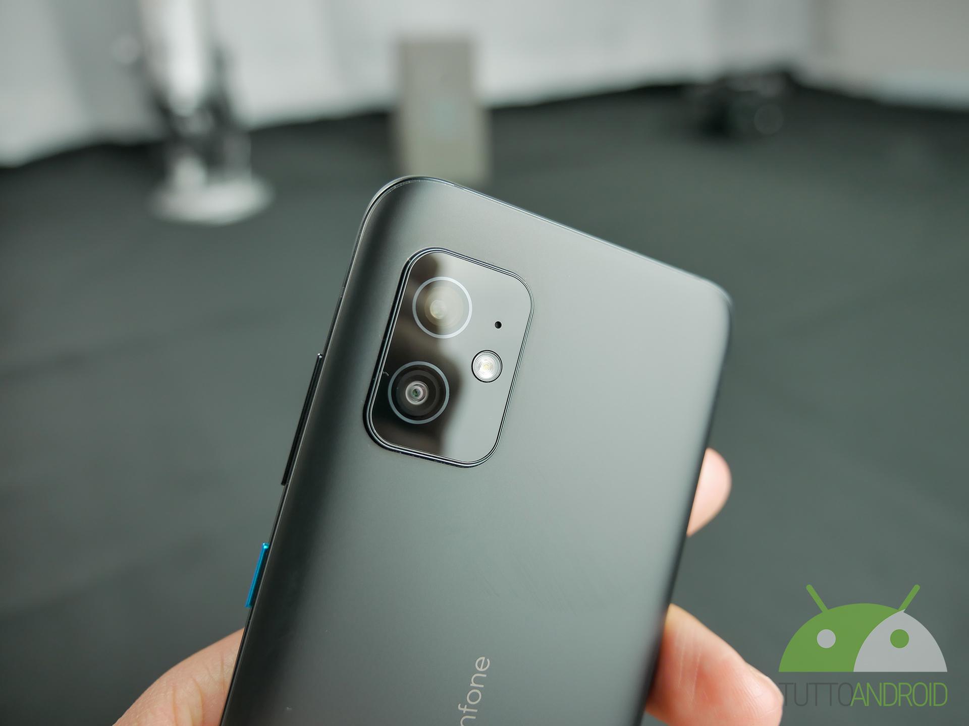 La fotocamera del compatto ASUS ZenFone 8 riesce a convincere DxOMark