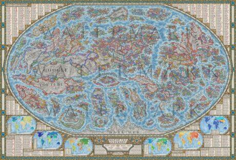 Mappa internet 2021 designer feat